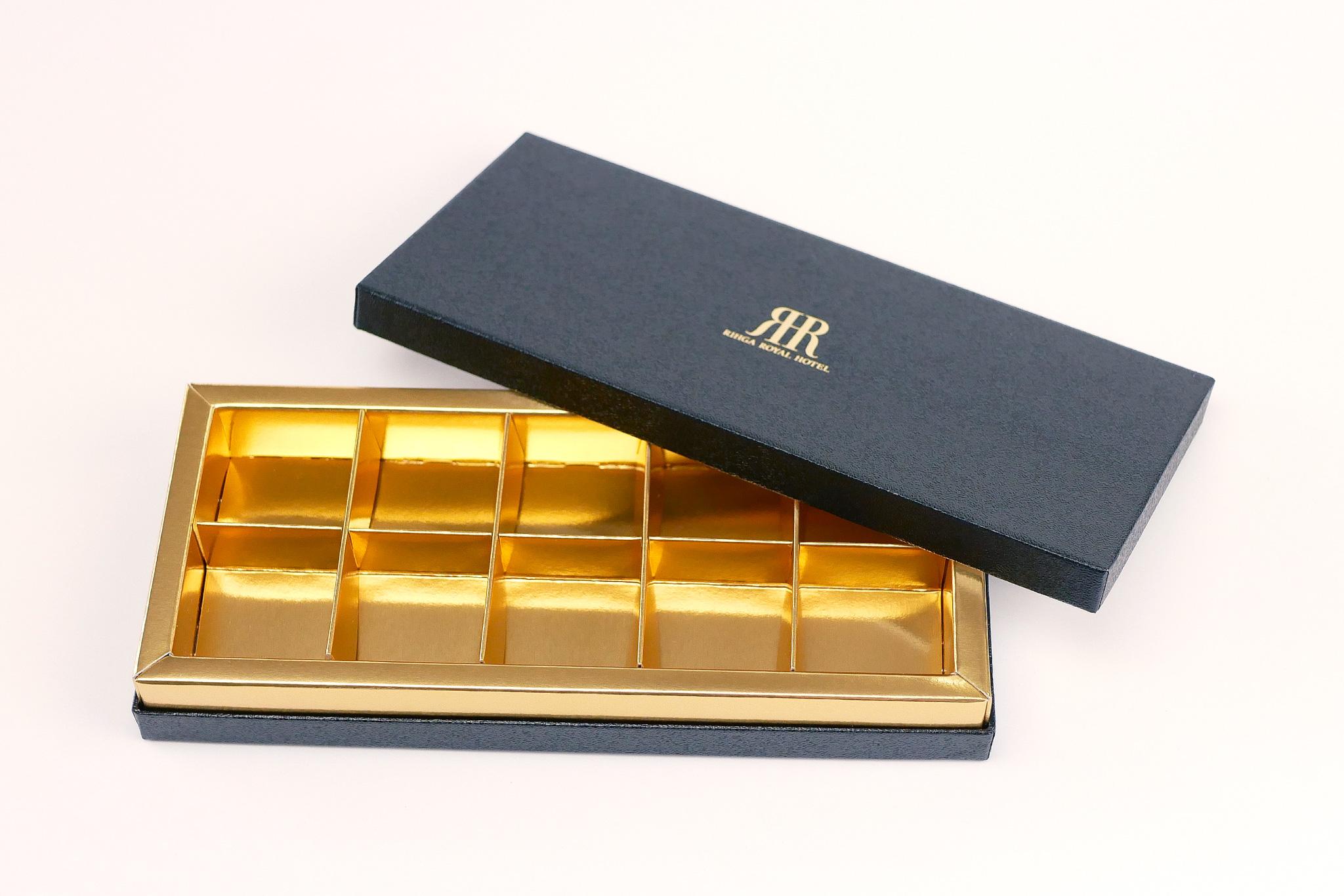 オリジナルパッケージ|貼箱|C式|身フタ|チョコレート