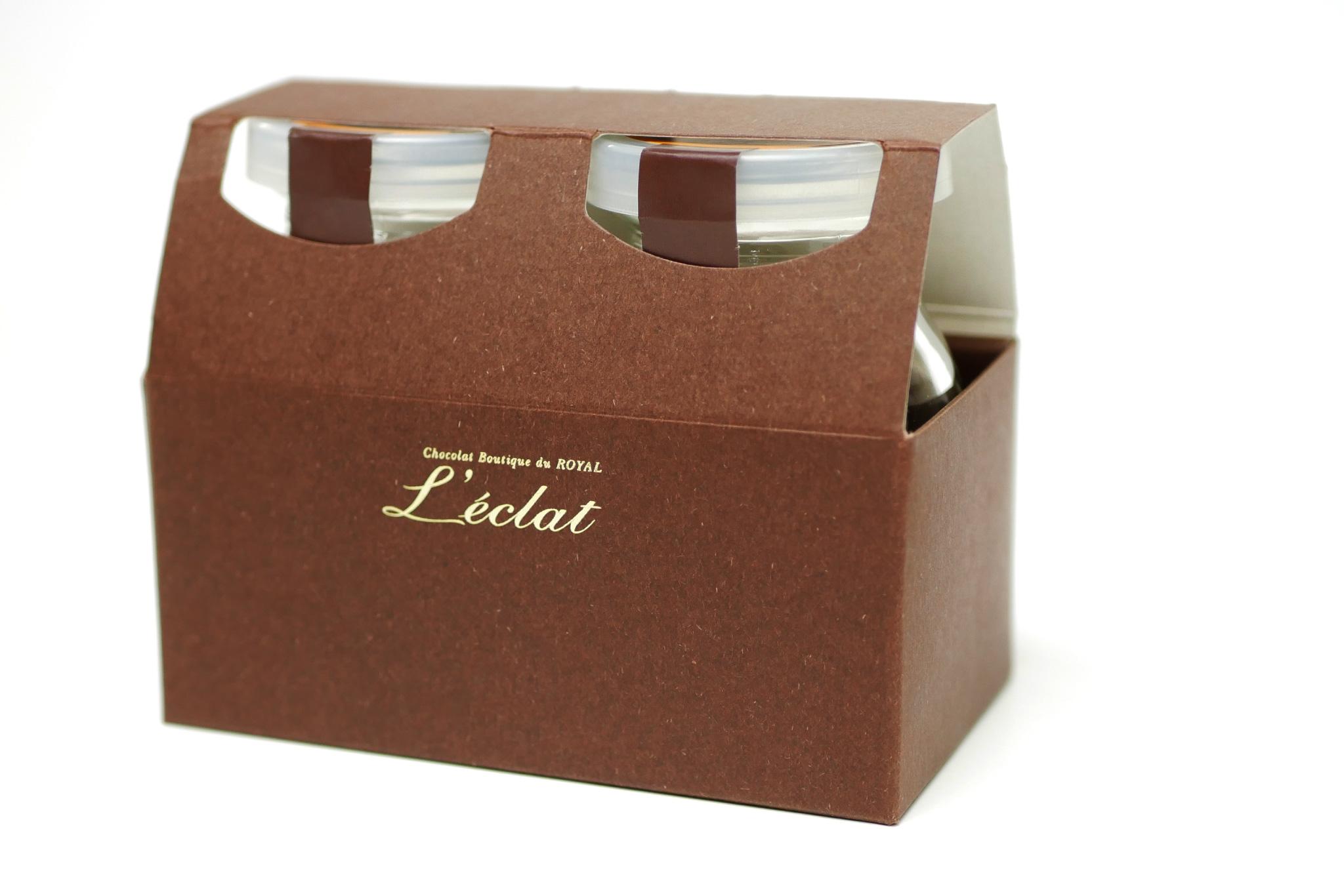 オリジナルパッケージ|トムソン箱|プリン|洋菓子