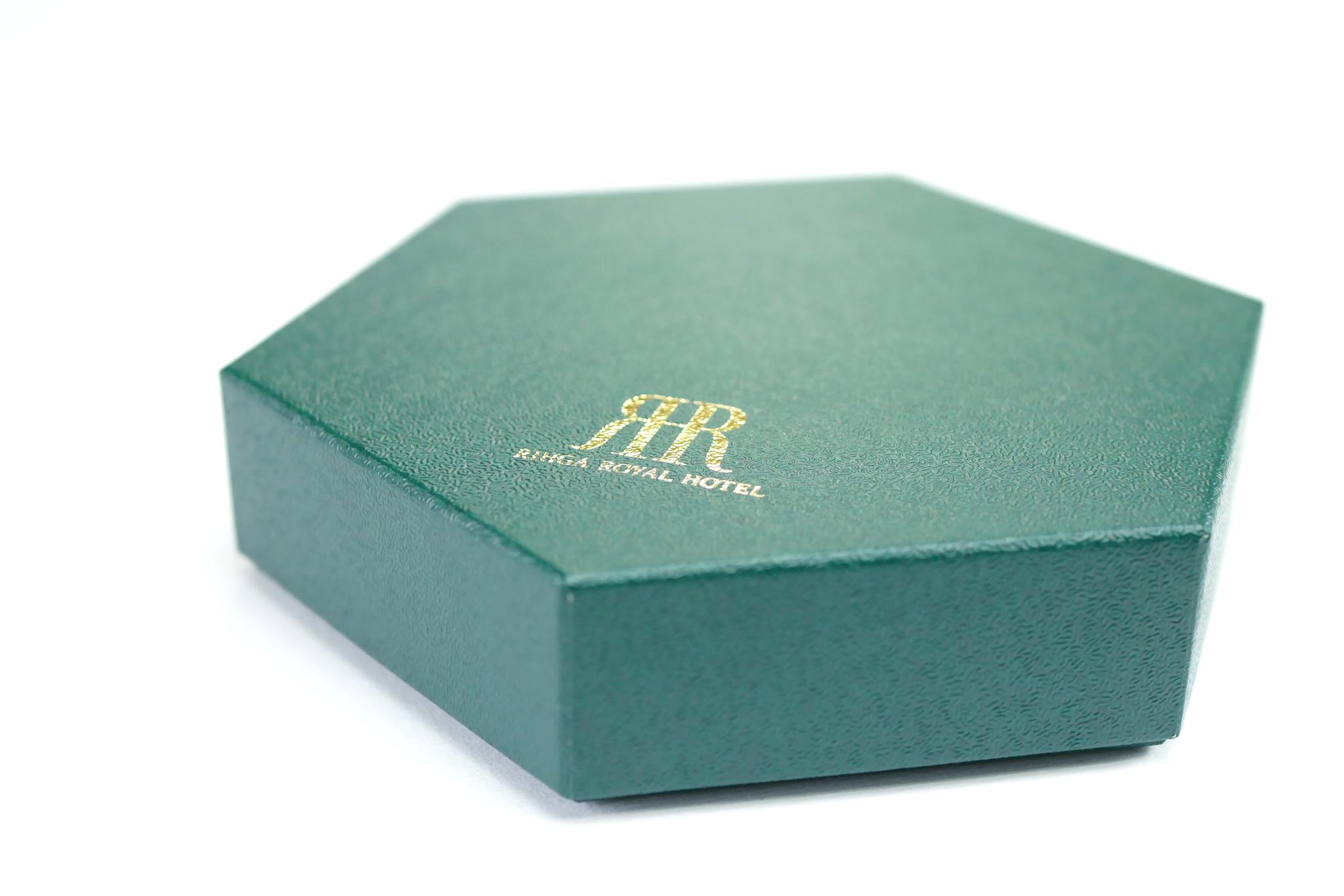 オリジナルパッケージ|バレンタイン|貼箱|多角形