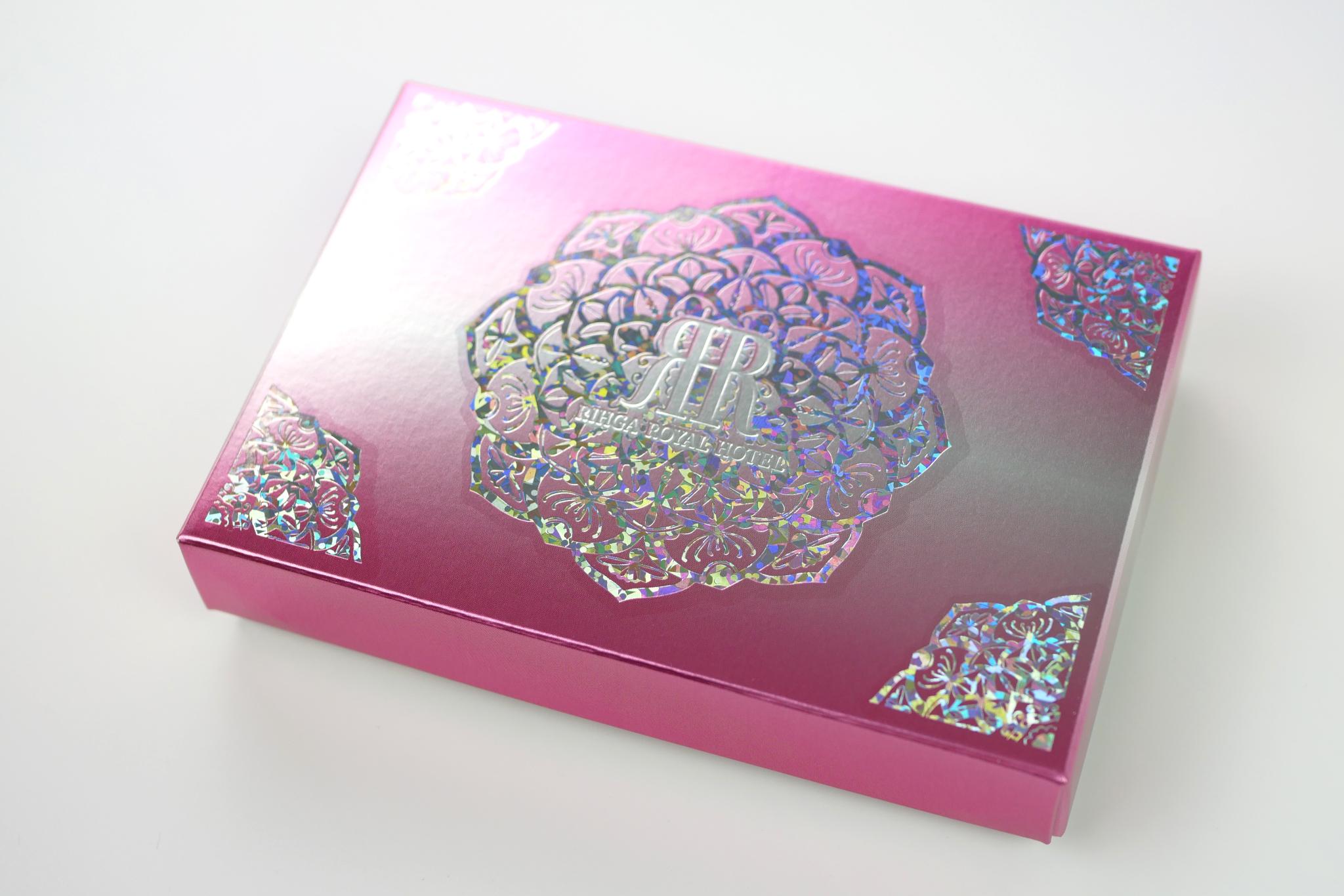 パッケージデザイン|チョコレート|バレンタイン|トムソン箱