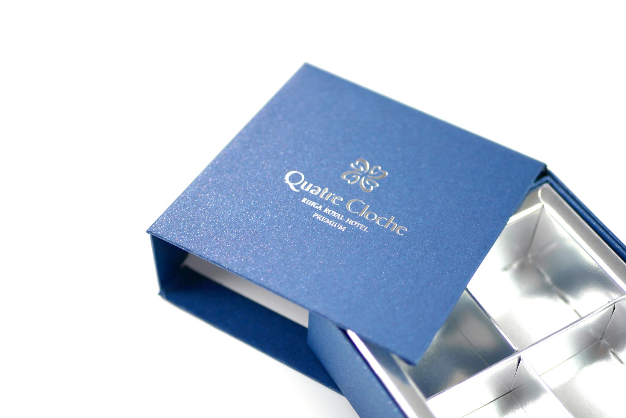 オリジナルパッケージ|バレンタイン|チョコレート|貼り箱|スライド貼り箱